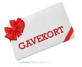 gavekort til kæresten